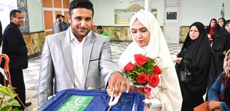 مرحله دوم انتخابات مجلس، در حاشیه مسابقه فوتبال، سوپرلیگ کاراته بانوان، پیادهروی خانوادگی، مسجد جامعی در مترو و ...
