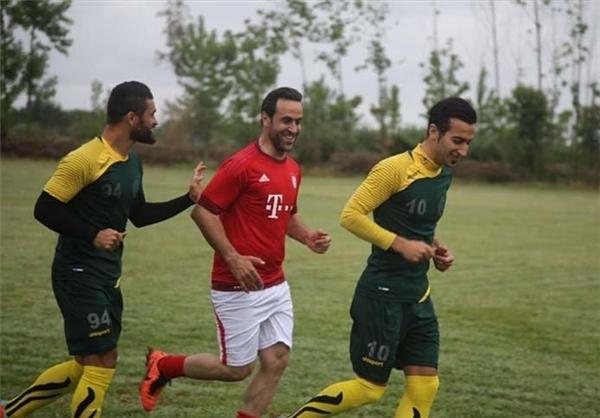 (تصویر) بازگشت علی کریمی با پیراهن بایرن