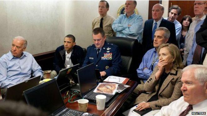 گزارش لحظه به لحظه سیا از عملیات کشتن بن لادن