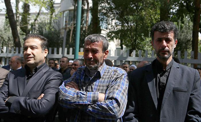 (تصاویر) تشییع منتخب مراغه در مجلس دهم