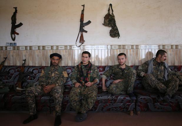 اتحاد غیرمنتظره علیه داعش