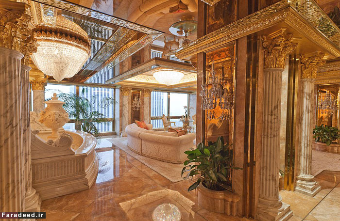 همسر دونالد ترامپ فرزندان دونالد ترامپ ثروت دونالد ترامپ بیوگرافی دونالد ترامپ