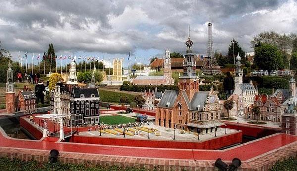 پارک های زیبا در نقاط مختلف جهان