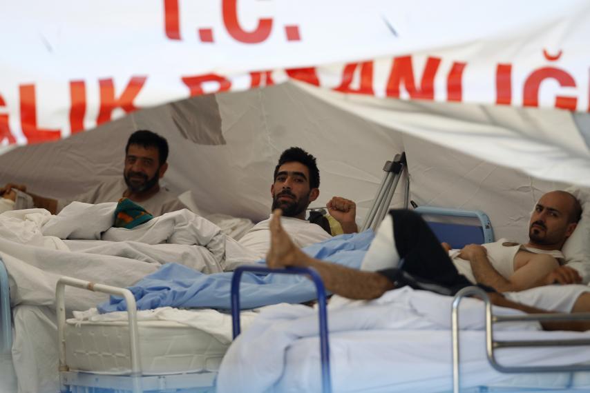 فروش اعضای بدن پناهجویان روسیه