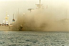 (تصاویر) حمله اشتباهی جنگنده عراقی...