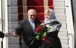 (تصاویر) ورود رئیسجمهور کرواسی به تهران