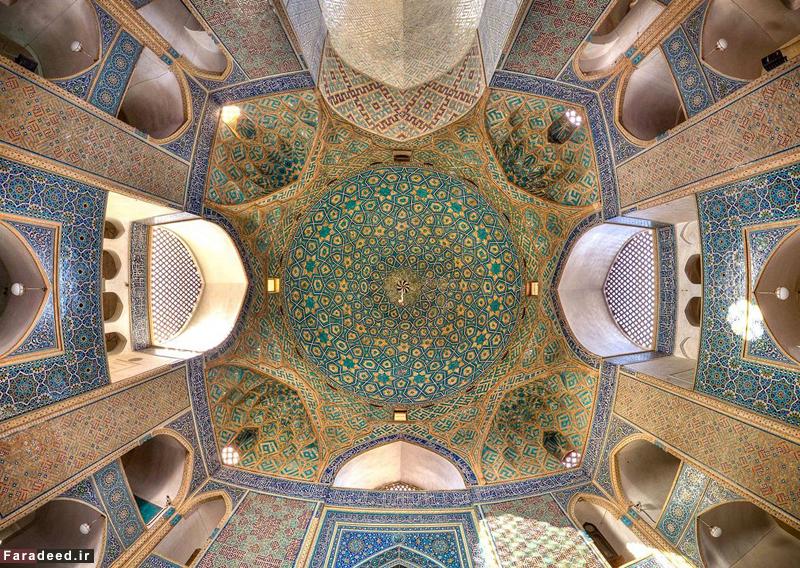 (تصاویر) جاذبه های ایران از نگاه گاردین