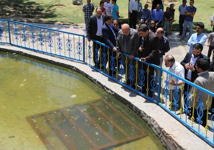 (تصاویر) محل حادثه مرگبار برای دختربچه تهرانی