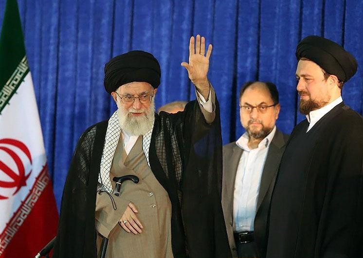 (تصاویر) بیست و هفتمین سالگرد رحلت امام(ره)