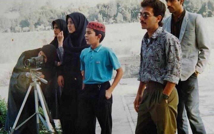 (تصویر) تیپ اصغر فرهادی در دهه 60