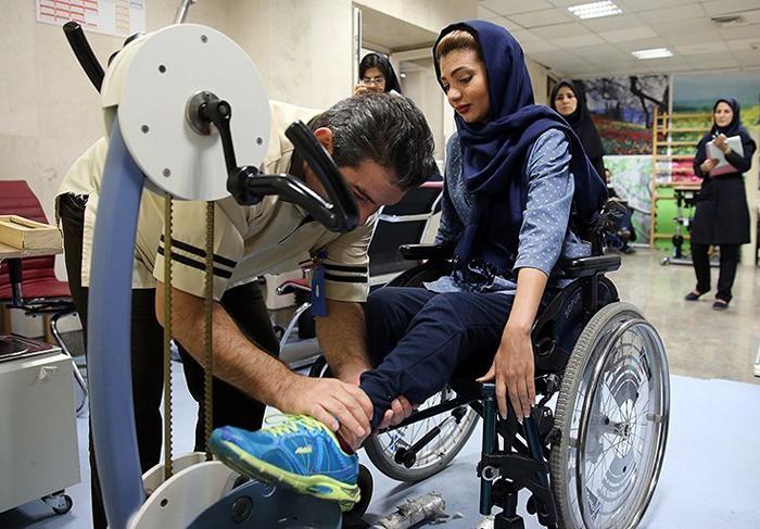(تصاویر) مراحل درمان سارا عبدالملکی