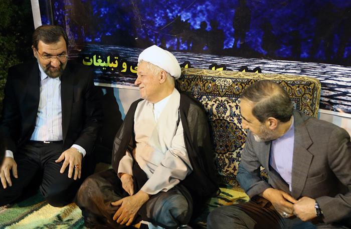 (تصاویر) افطاری در مجمع تشخیص مصلحت