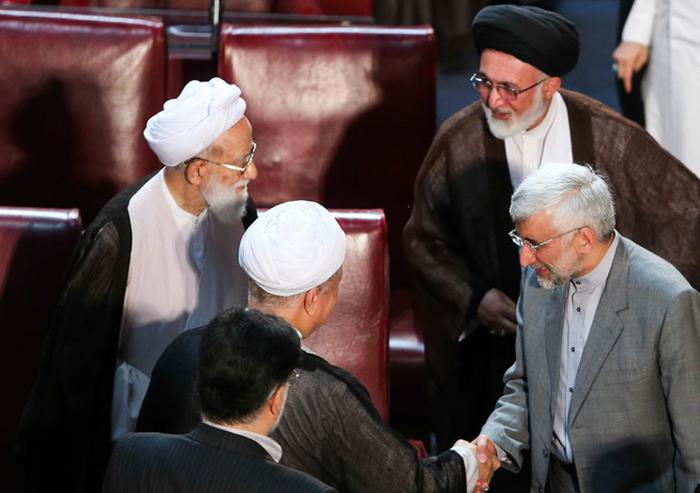 (تصاویر) آغاز به کار مجلس خبرگان رهبری