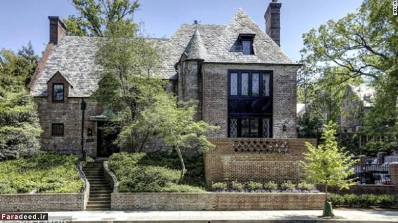 (تصاویر) خانه اوباما پس از کاخ سفید