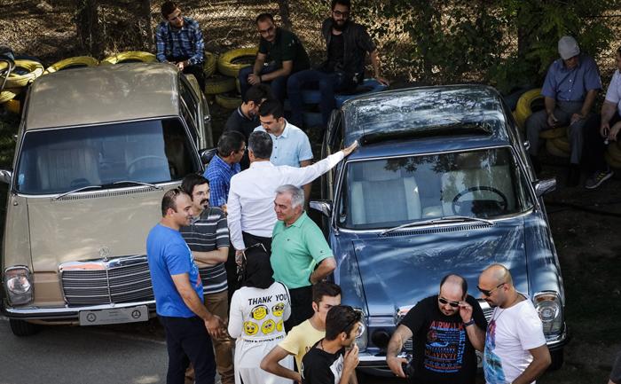 مرسدس بنز کارتینگ آزادی عکس تهران بهترین مرسدس بنز