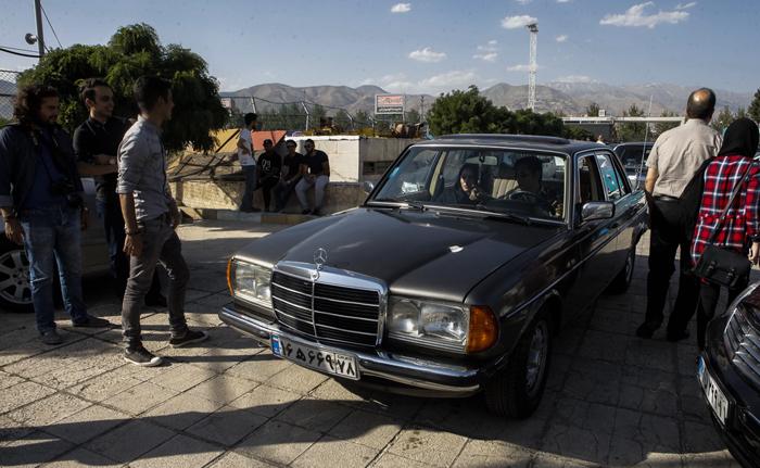 (تصاویر) گردهمایی مرسدس بنزهای ایران