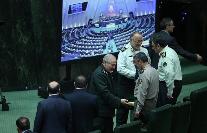 (تصاویر) مراسم افتتاحیه مجلس دهم