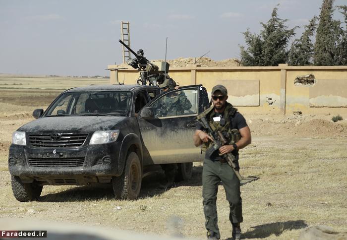 (تصاویر) نیروهای ویژه امریکا در عملیات