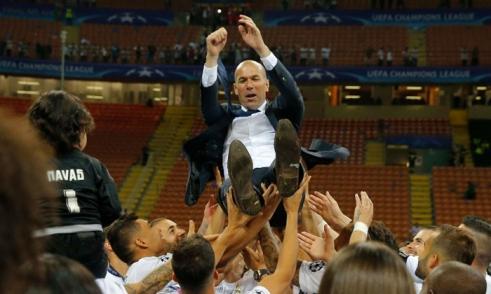 (تصاویر) جشن قهرمانی رئال مادرید
