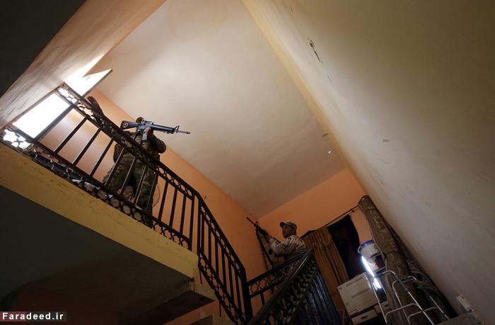 (تصاویر) فلوجه پس از آزادی