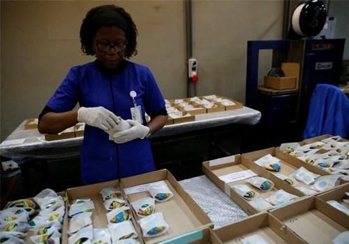 (تصاویر)مراحل تولید مدال های المپیک