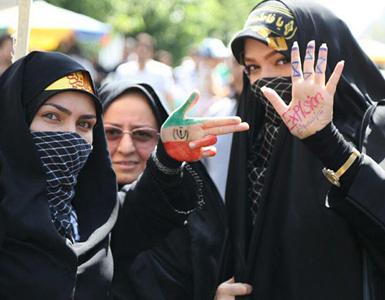(تصاویر) حضور مردم در راهپیمایی روز قدس
