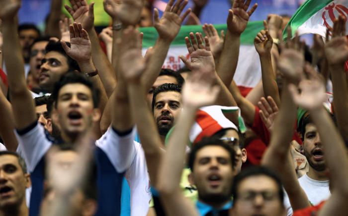 (تصاویر) حواشی دیدار ایران و ایتالیا