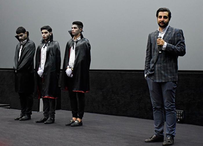 (تصاویر) اکران خصوصی فیلم سینمایی