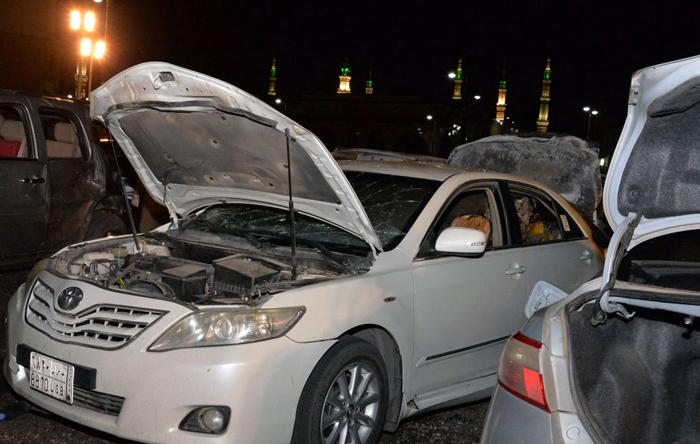 (تصاویر) انفجارهای تروریستی در عربستان