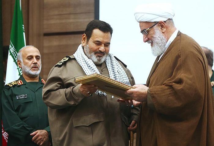 (تصاویر) تودیع و معارفه درستاد کل نیروهای مسلح