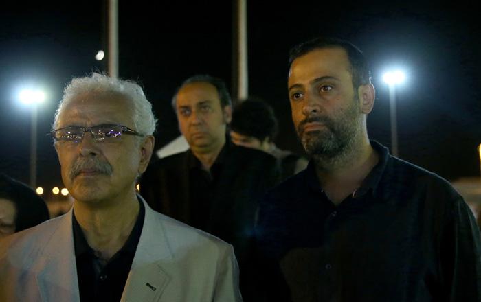 پیکر عباس کیارستمی به ایران برگشت