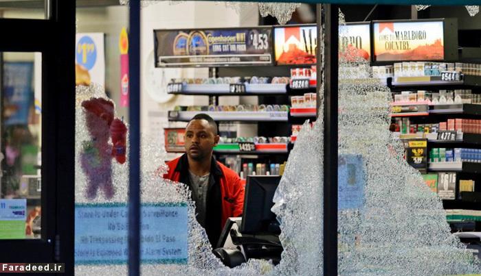 (تصاویر) بحران در