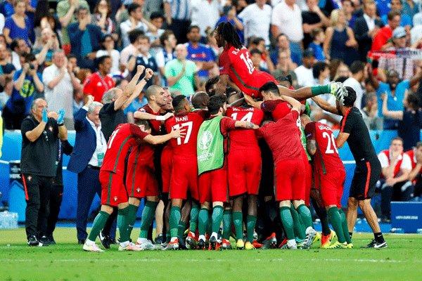 پرتغال قهرمان یورو 2016 شد