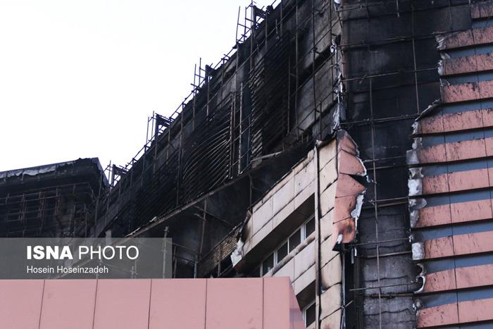 حوادث مشهد برج سلمان مشهد اخبار مشهد