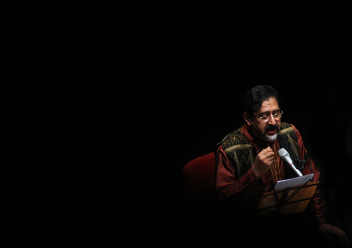 (تصاویر) عراقچی و ظریف در کنسرت سراج