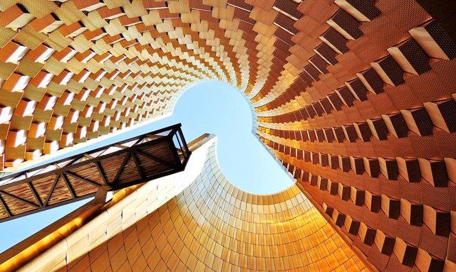 (تصاویر)سفر به مرکز زمین با یک سازه