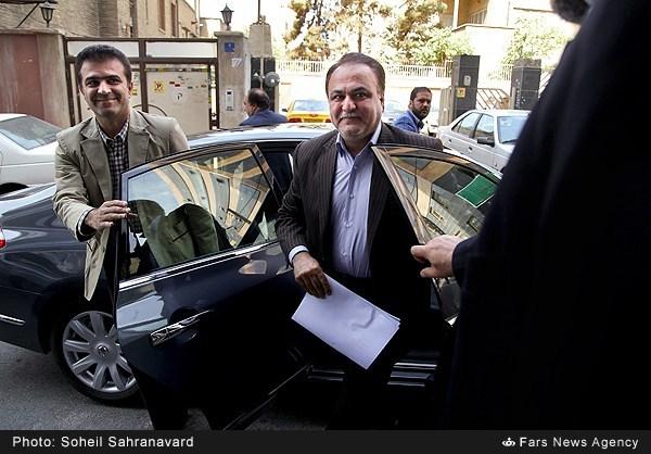 سپاه مدیرعامل معزول بانک ملت را بازداشت کرد