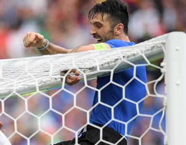 (تصاویر) انتقام سخت ایتالیا از اسپانیا