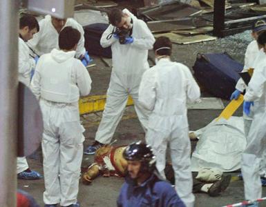 (تصاویر) حمله تروریستی به فرودگاه آتاتورک استانبول