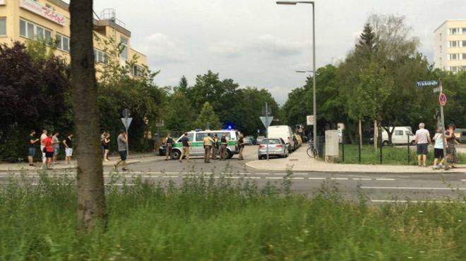 تیراندازی مرگبار در مونیخ