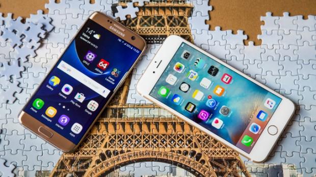 سه گوشی سامسونگ پرفروشترین اسمارت فونهای اندرویدی جهان