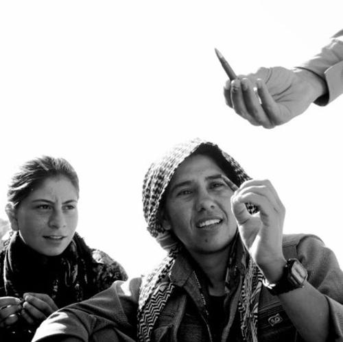 (تصاویر) زنان ایزدی؛ جنگجویان کوهستان