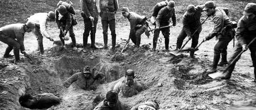 ماجرای افرادی که زنده دفن شدند!