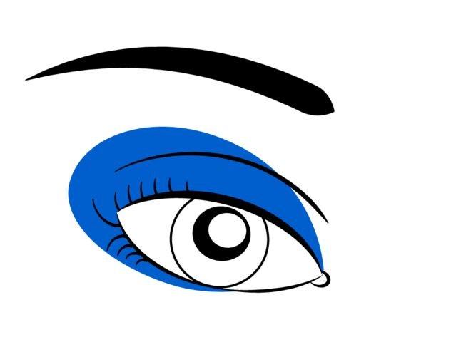 (تصویر)حالت چشم شخصیت را نشان میدهد!