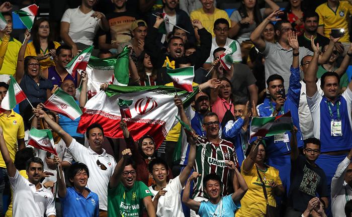 قهرمان بوکس جهان عکس المپیک 2016 برزیل رشته بوکس بیوگرافی احسان روزبهانی ایرانیان در المپیک 2016 المپیک 2016 ریودوژانیرو