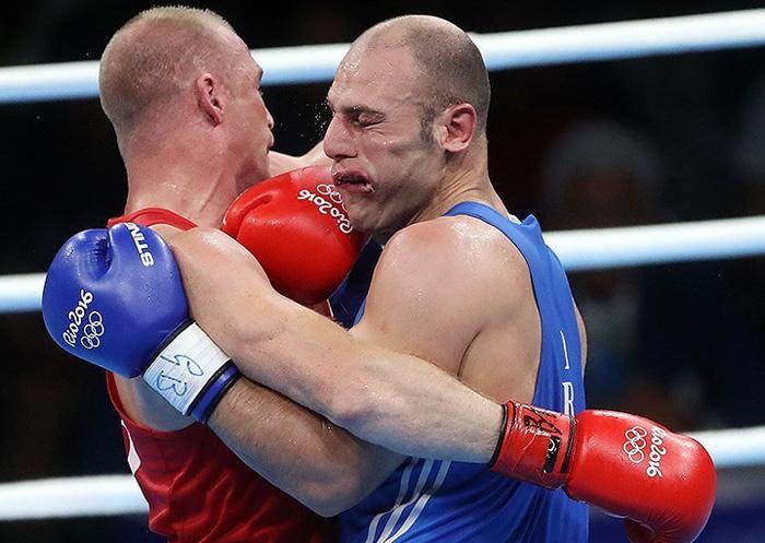 حریف هلندی روزبهانی از المپیک حذف شد (تصاویر) روزبهانی بیشتر زد یا خورد؟