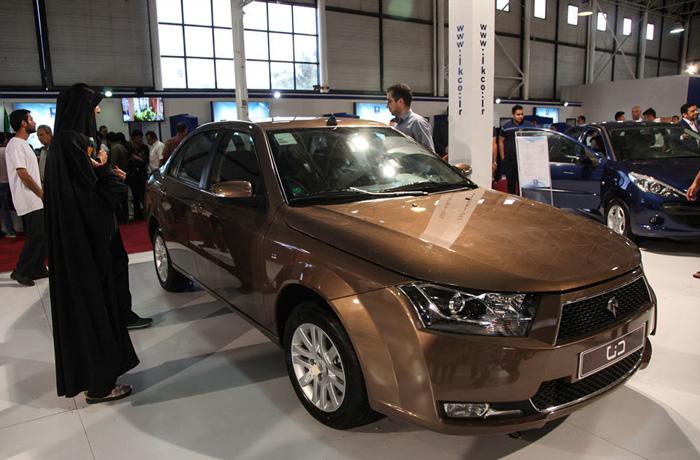 (تصاویر) نمایشگاه بین المللی خودرو در مشهد