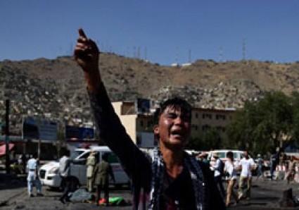 انفجارهای خونین در کابل