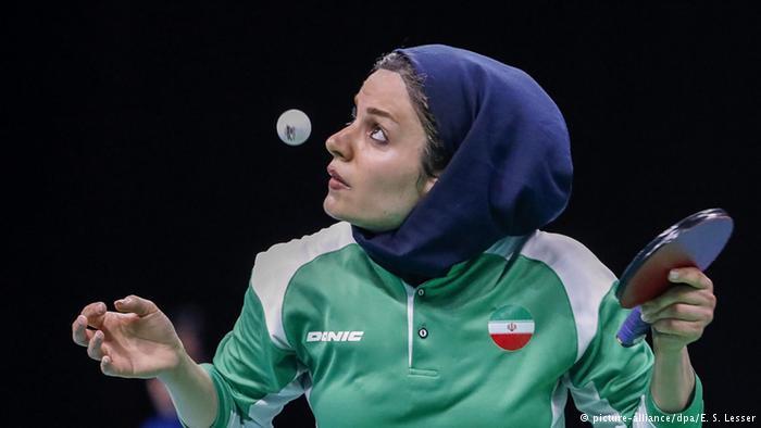 (تصاویر) المپیکیهای ایران به روایت عکاسان خارجی