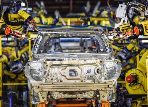 (تصاویر) جنرال موتورز با چسب خودرو ساخت